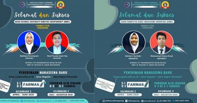 Kompetisi Debat Mahasiswa Indonesia (KDMI) dan National University Debating Championship (NUDC)