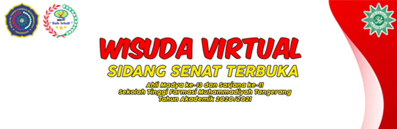 PENYELENGGARAAN WISUDA VIRTUAL KE-2 BAGI STF MUHAMMADIYAH TANGERANG TAHUN AJARAN 2020/2021